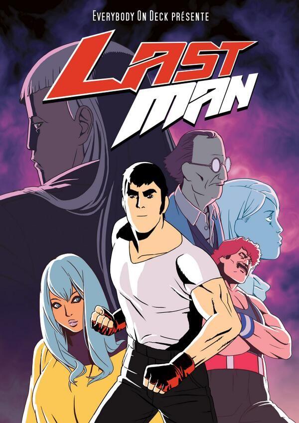 Lastman Saison 01