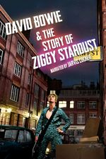 Affiche David Bowie & the Story of Ziggy Stardust