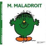 Couverture Monsieur Maladroit