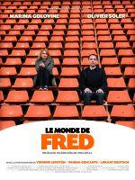 Affiche Le Monde de Fred