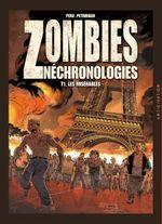 Couverture Les Misérables - Zombies Néchronologies, tome 1