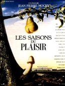 Affiche Les Saisons du plaisir