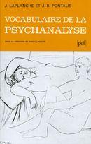 Couverture Vocabulaire de la psychanalyse
