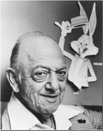 Affiche Mel Blanc : The Man of a Thousand Voices