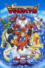 Affiche Digimon Tamers