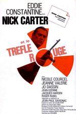 Affiche Nick Carter et le trèfle rouge