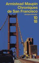Couverture Chroniques de San Francisco