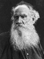 Photo Léon Tolstoï