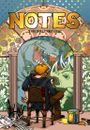 Couverture Peu d'or et moult gueule - Notes, tome 9