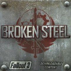 Jaquette Fallout 3 : Broken Steel