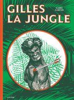 Couverture Gilles la jungle