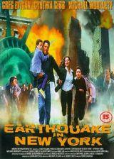 Affiche Tremblement de terre à New York