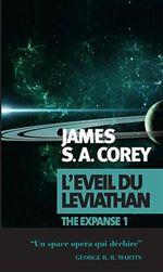 Couverture L'Éveil du Léviathan - The Expanse, tome 1