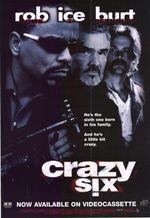 Affiche Crazy Six