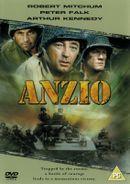 Affiche La Bataille pour Anzio