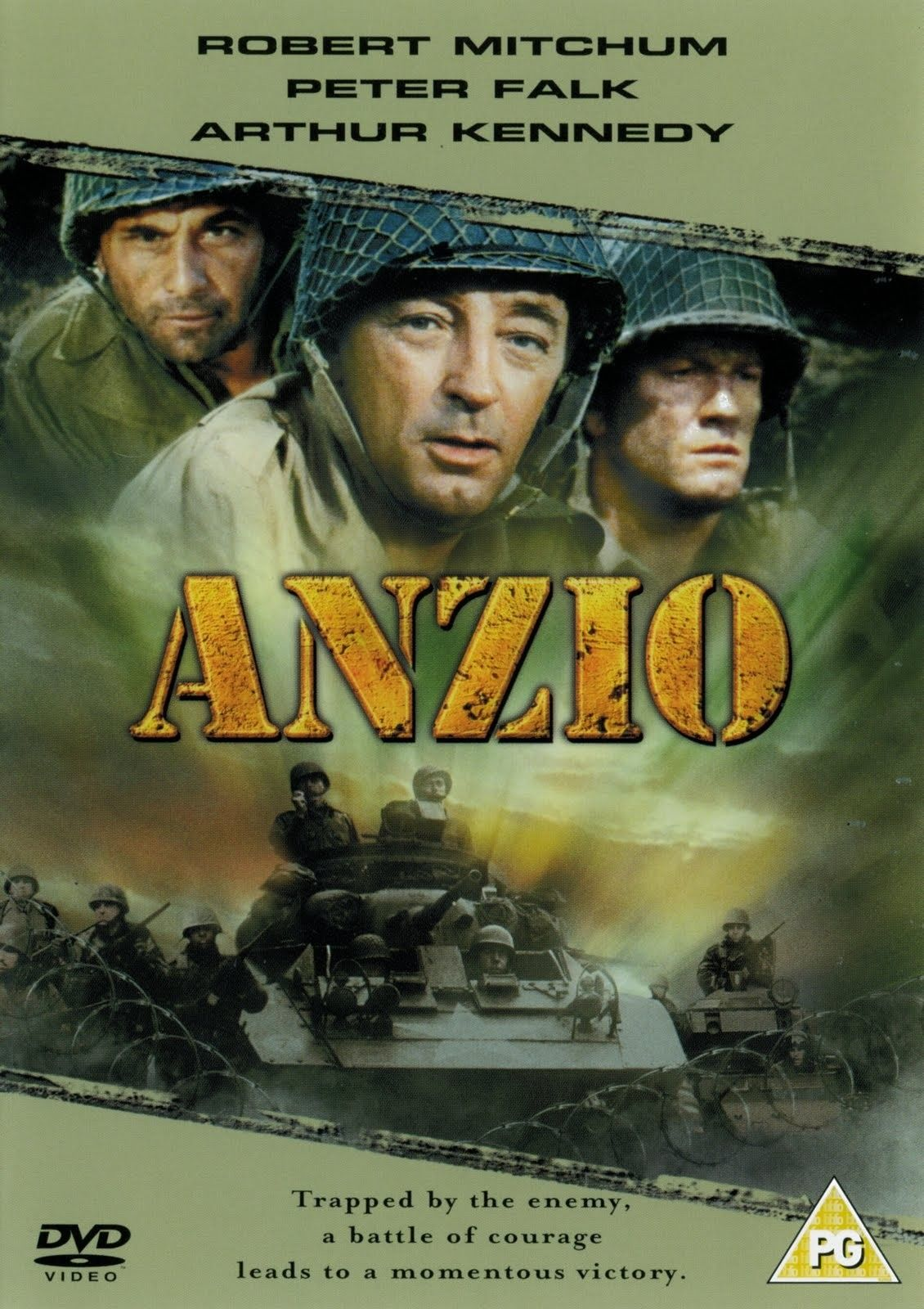 HD La bataille pour Anzio en Streaming Film Complet