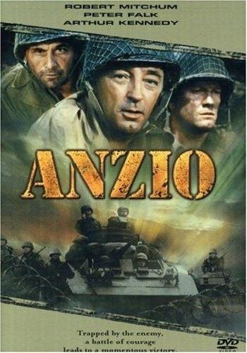 La bataille pour Anzio -