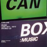 Pochette Can Live: Music (Live 1971-1977) (Live)
