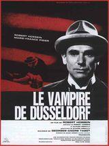 Affiche Le vampire de Düsseldorf
