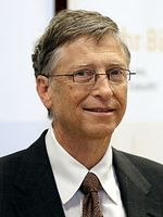 Photo Bill Gates