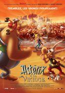 Affiche Astérix et les Vikings
