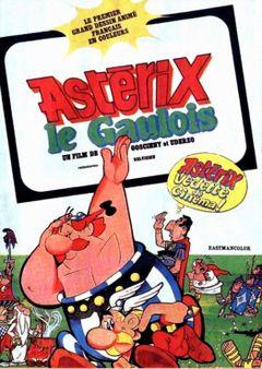 Affiche Astérix le Gaulois