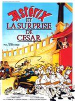 Affiche Astérix et la Surprise de César