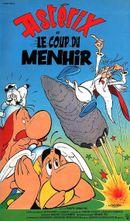 Affiche Astérix et le Coup du menhir