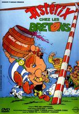 Affiche Astérix chez les Bretons