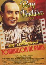 Affiche Tourbillon de Paris