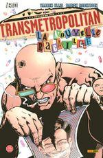 Couverture La Nouvelle racaille - Transmetropolitan, tome 2
