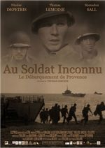 Affiche Au soldat inconnu, le débarquement de Provence