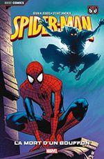 Couverture La mort d'un Bouffon - Spider-Man, tome 2