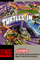 Jaquette Teenage Mutant Hero Turtles IV : Turtles in Time