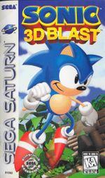 Jaquette Sonic 3D Flickies' Island