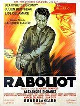 Affiche Raboliot