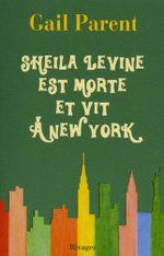 Couverture Sheila Levine est morte et vit à New York