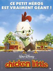 Affiche Chicken Little