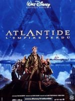 Affiche Atlantide, l'empire perdu