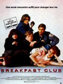 Affiche Breakfast Club