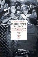Couverture Dictionnaire du rock