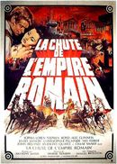Affiche La Chute de l'empire romain