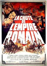 Affiche La Chute de l'empire romain
