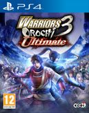 Jaquette Warriors Orochi 3 Ultimate