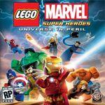Jaquette LEGO Marvel Super Heroes : Univers en péril