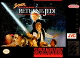 Jaquette Super Star Wars : Le Retour du Jedi