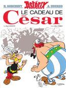 Couverture Le Cadeau de César - Astérix, tome 21