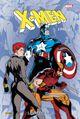 Couverture 1990 (partie 1) - X-Men : L'Intégrale, tome 26