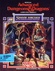 Jaquette Advanced Dungeons & Dragons : Shadow Sorcerer