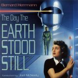 Pochette The Day the Earth Stood Still (OST)